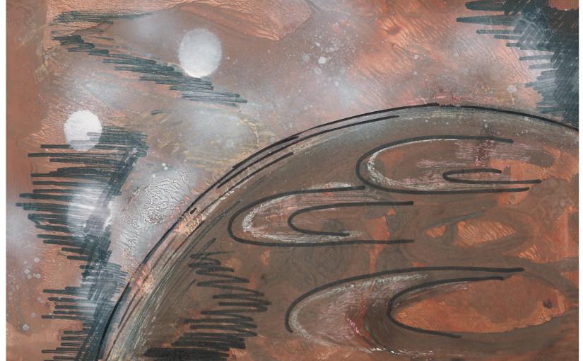Большие лунные кратеры