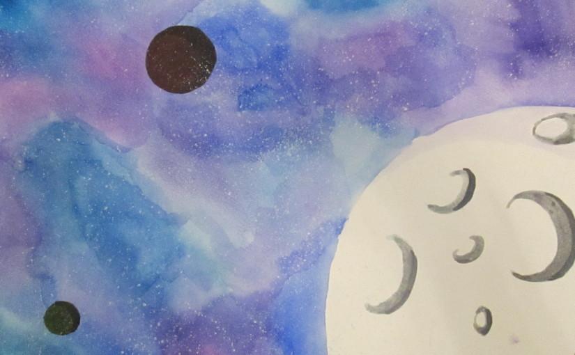 Mysterious Moon