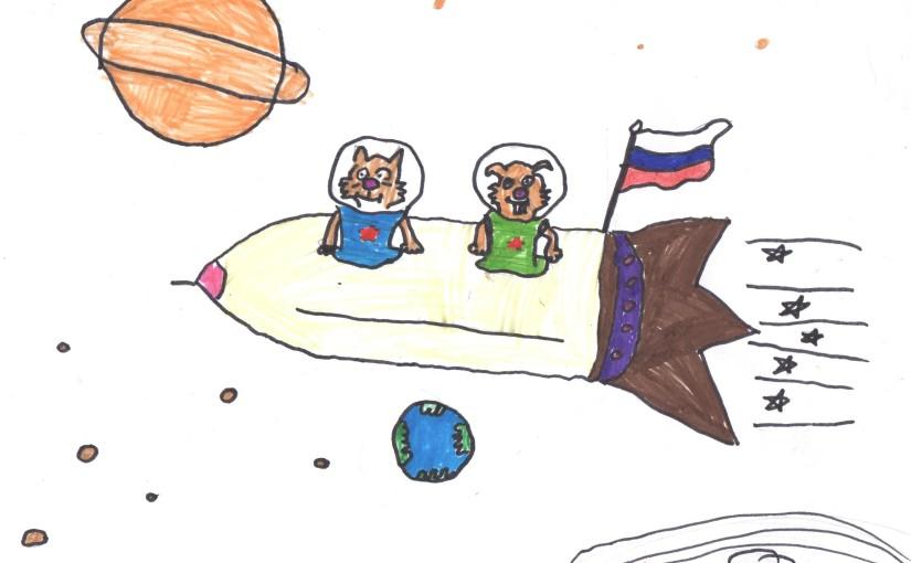 Животные – первопроходцы космоса