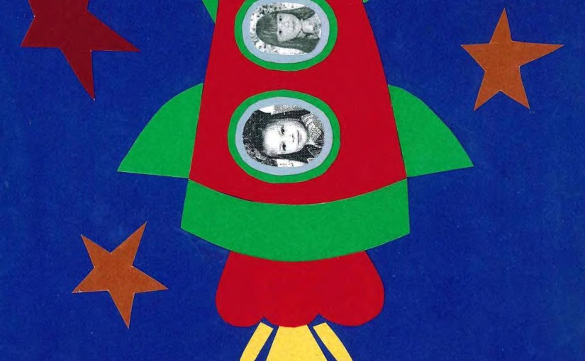 Children dream about space