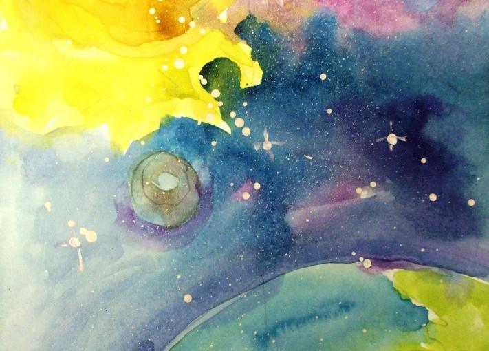 Космическая радость