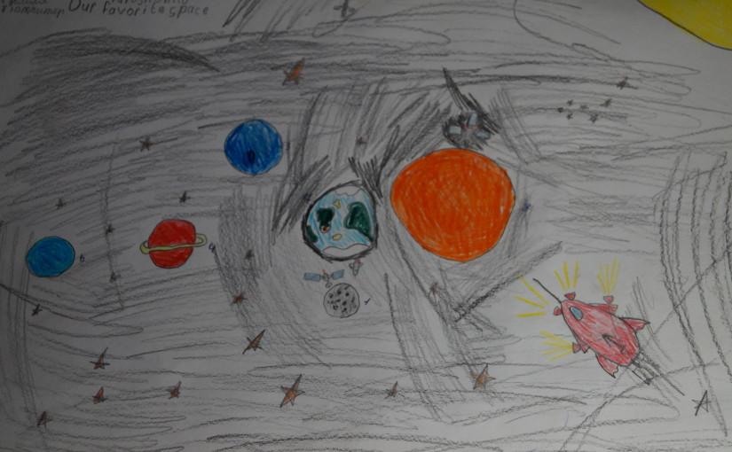 Наш любимый космос