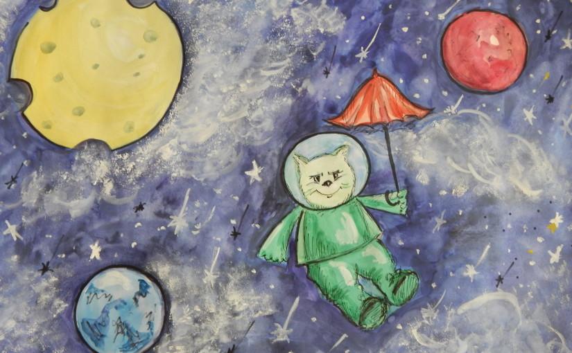 Прогулка в космосе