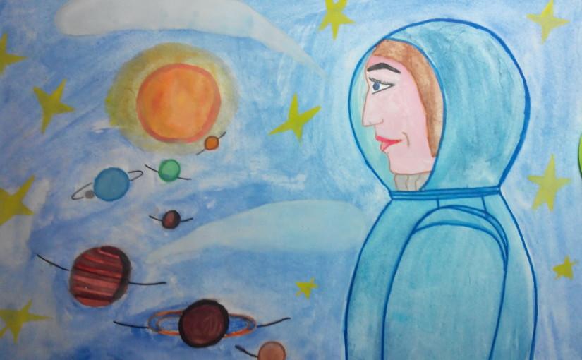 A space dream