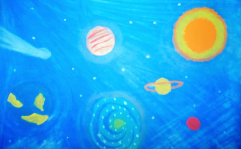 Соседи в космосе