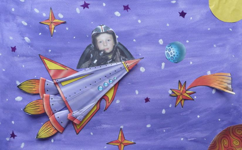 Я — космонавт