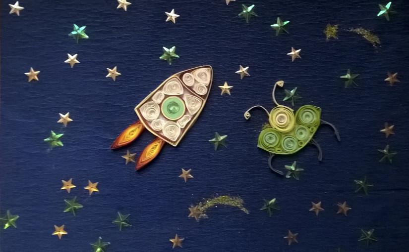 Space friendship
