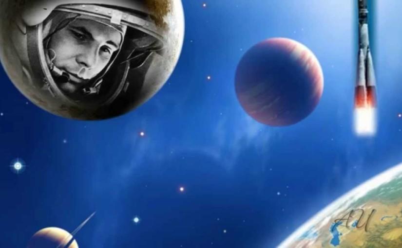Duma about Gagarin